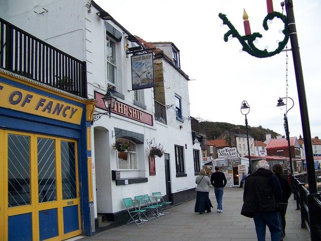 The Ship Inn, Whitby