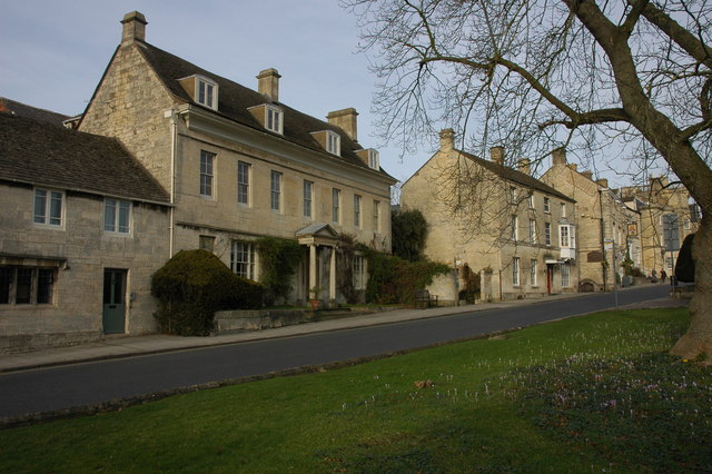 Houses in Painswick