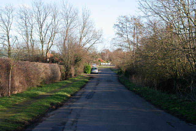 Old Melton Road