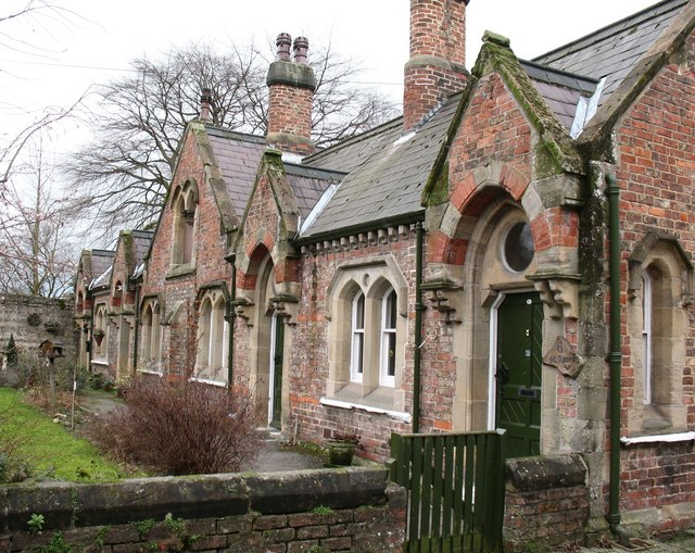St Anne's Almshouses