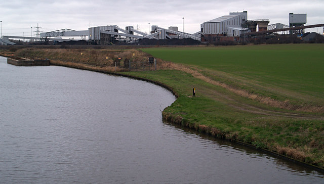 The Aire and Calder Canal
