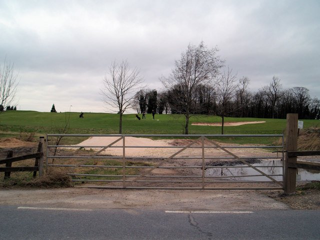 Gate and Golf