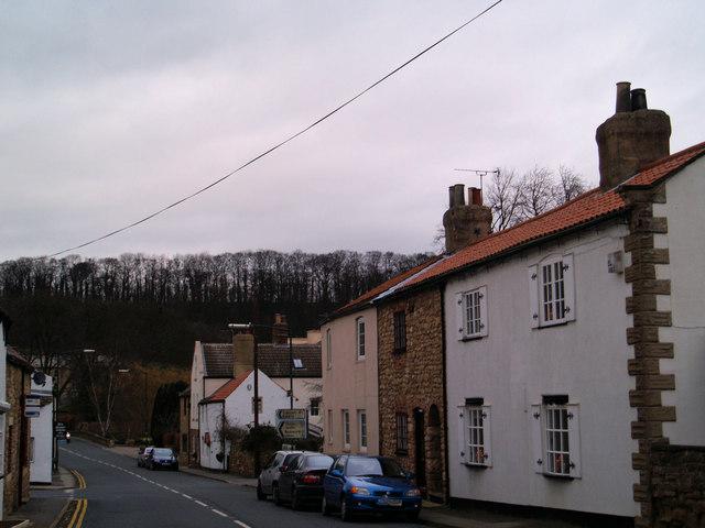 Wentbridge village