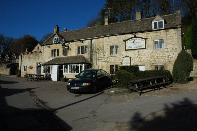 The Butchers Arms, Sheepscombe