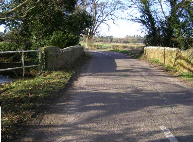 Mattingley Clapper's Bridge