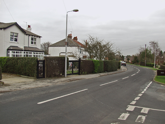 Mill Lane, Swanland