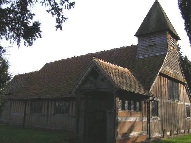 Mattingley Church