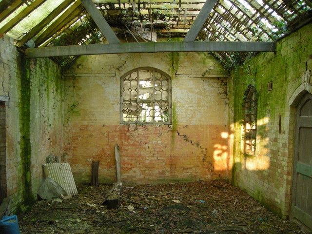 Rowhook Mission Room (Interior)