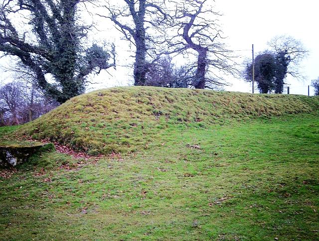 Hadrian's Wall at Dovecote Bridge