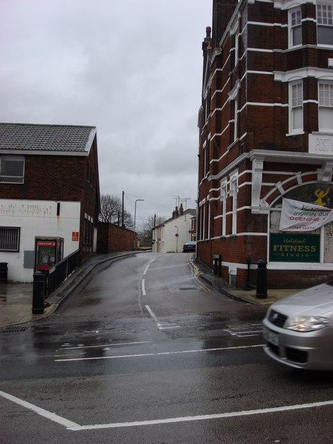 Chapel Street, Halstead
