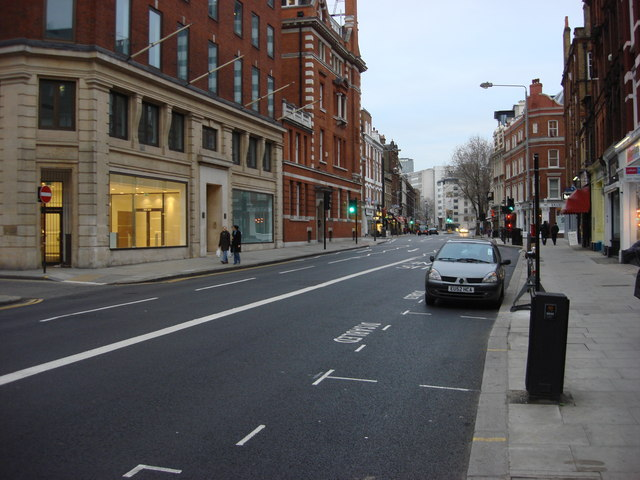 A401 Theobald's Road