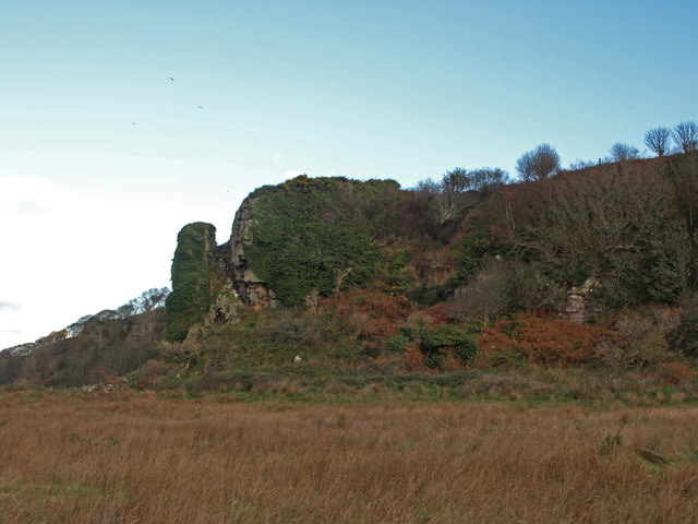Bell Craig, Great Cumbrae Island