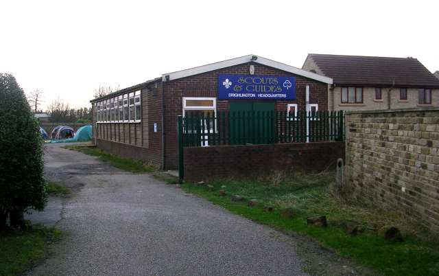 Drighlington Scouts & Guides Headquarters - Whitehall Road