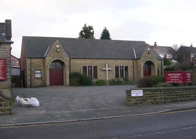 Drighlington Methodist Church Hall - King Street