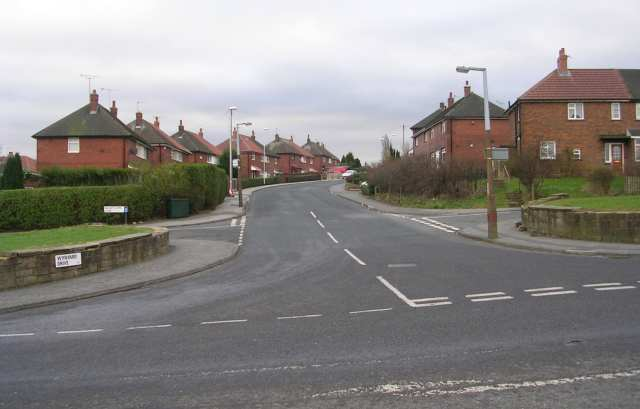 Wynford Drive - Bruntcliffe Lane