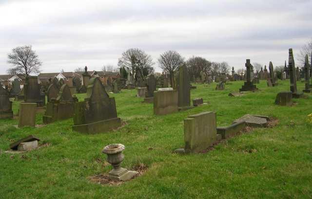 Morley Cemetery - Bruntcliffe Lane