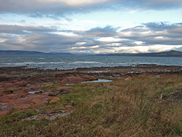 Skate Bay, Great Cumbrae Island