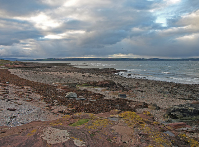 Stinking Bay, Great Cumbrae Island