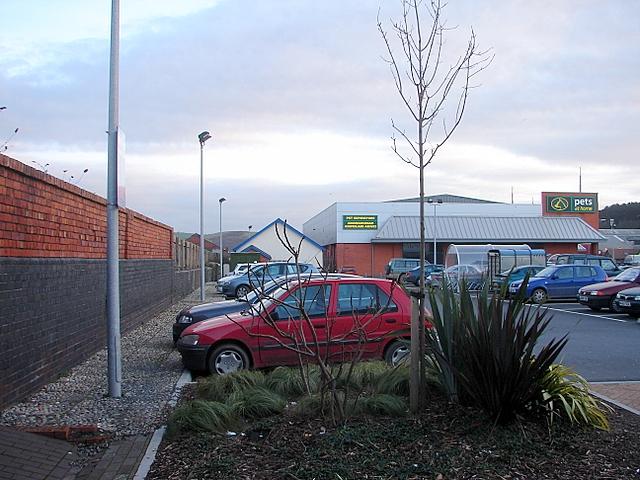 Ystwyth Retail Park