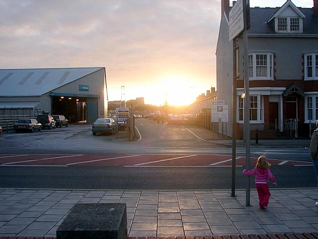 Park Avenue, Aberystwyth