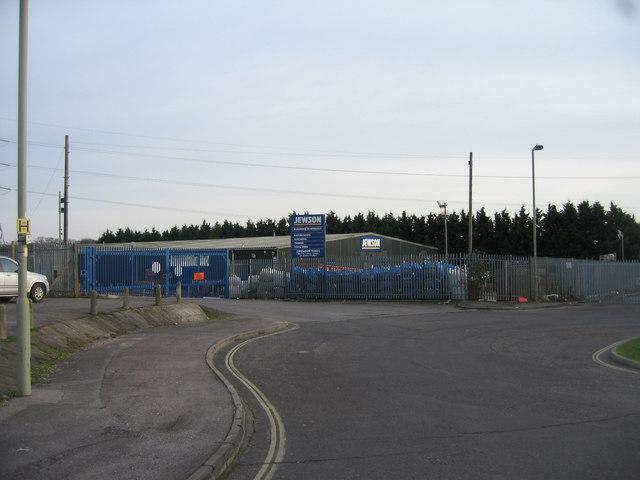 Jewson Depot - Bell Road