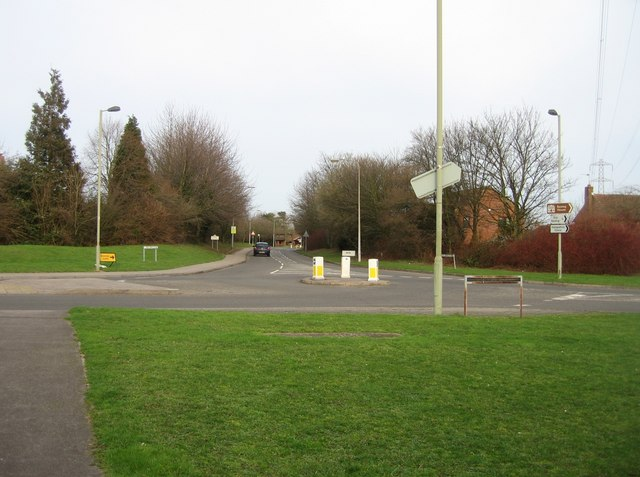 Great Binfields Road