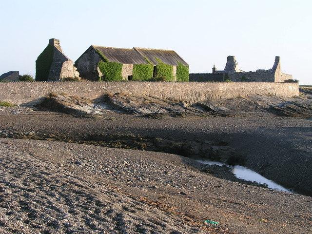 Former coal wharf