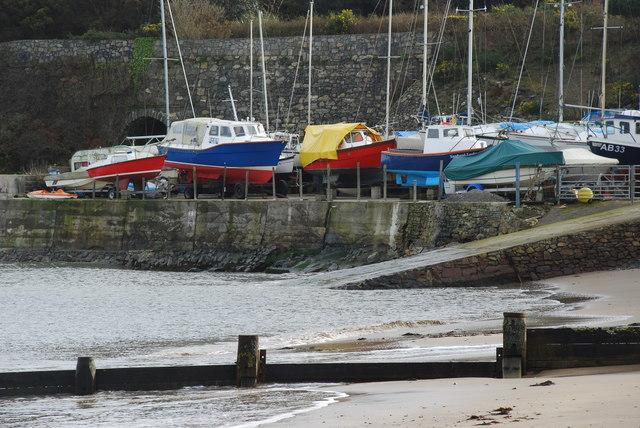 Iard Gychod Machroes Boatyard