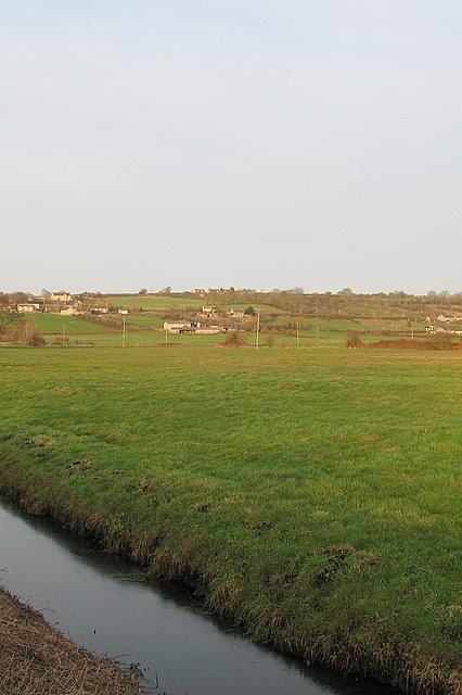 A view towards Mudgley