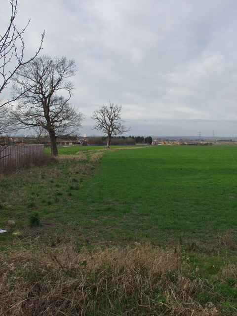 View from Wawne Road, Hull