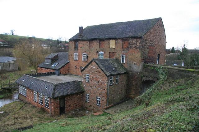 Stone Mill, Stone