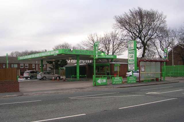 Car Wash Centre - Bruntcliffe Road