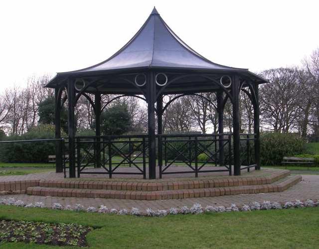 Dartmouth Park Bandstand - Lewisham Street