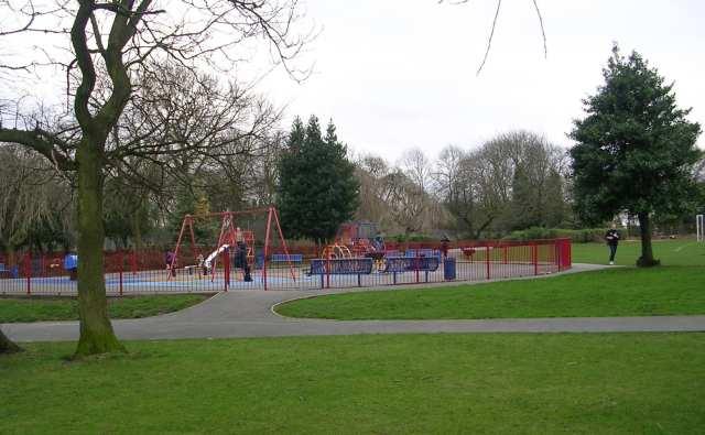 Dartmouth Park Playground - Lewisham Street