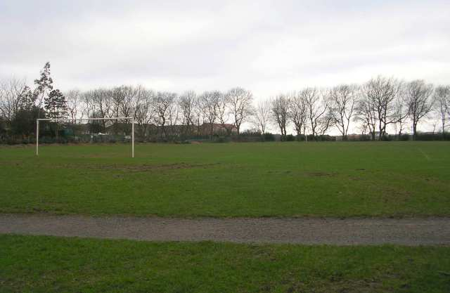 Dartmouth Park Football Pitch - Lewisham Street