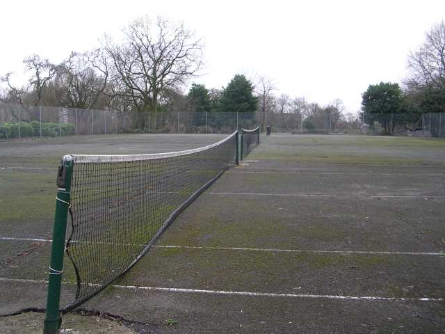 Tennis Courts - Dartmouth Park - Lewisham Road