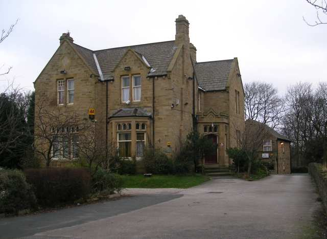 The Old Vicarage Hotel - Bruntcliffe Road