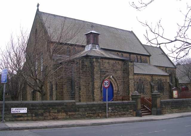 St Andrew's Church - St Andrew's Avenue