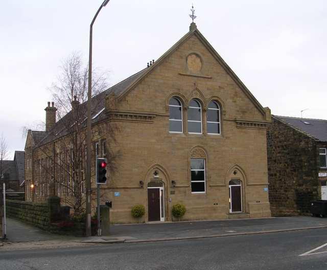 Bruntcliffe Chapel - Britannia Road