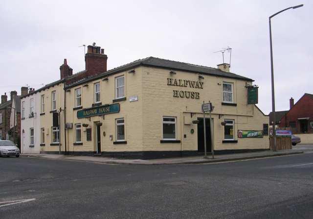 Halfway House - Britannia Road