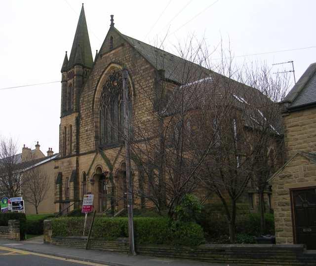Church - Fountain Street