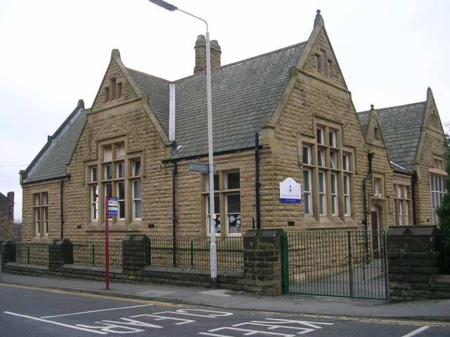 Fountain Primary School - Fountain Street