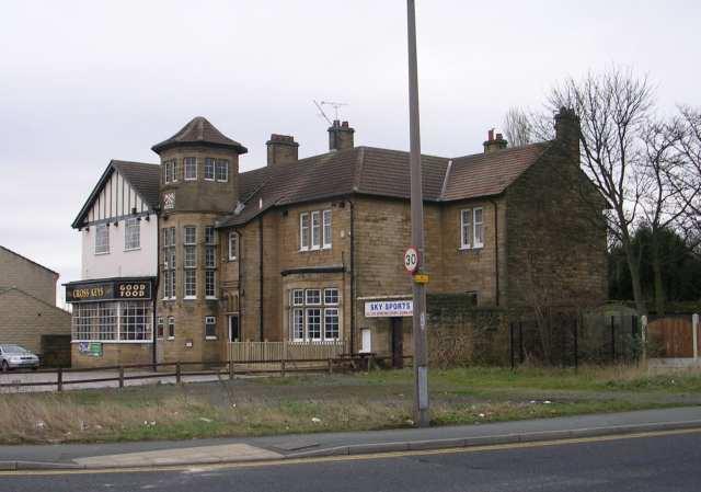 Cross Keys - Britannia Road