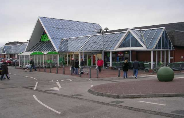 Asda - Howley Park Road