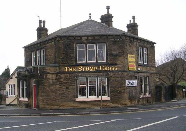 The Stump Cross - Britannia Road