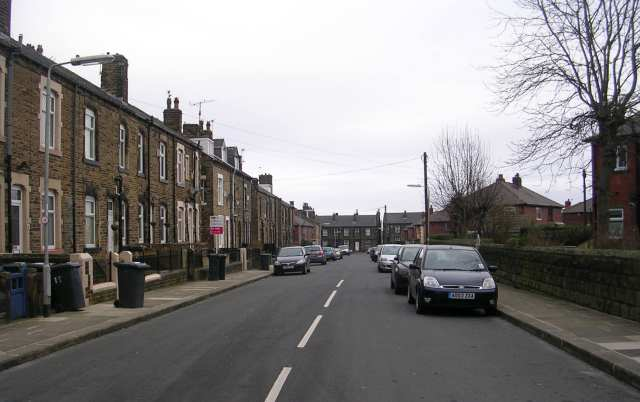 Cardigan Avenue - Britannia Road