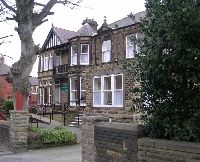 Ferndale Rest Home - Britannia Road