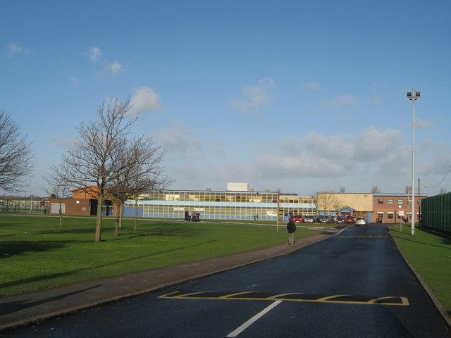 Bankfield School, Liverpool Road