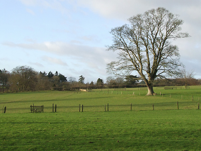 Grazing Land near Larden Hall, Shropshire