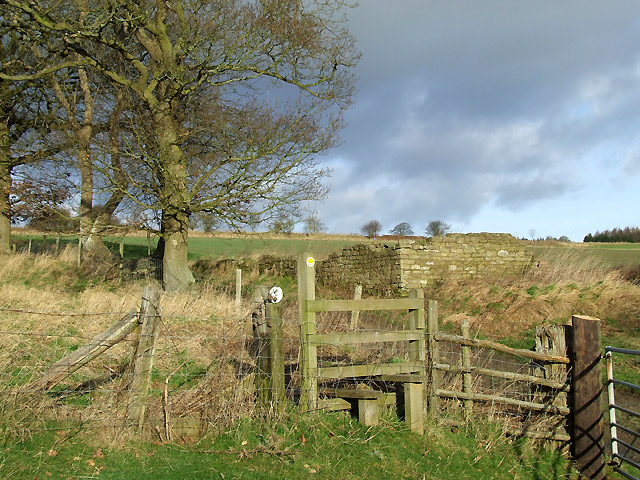 Stile and Footpath, Shipton, Shropshire